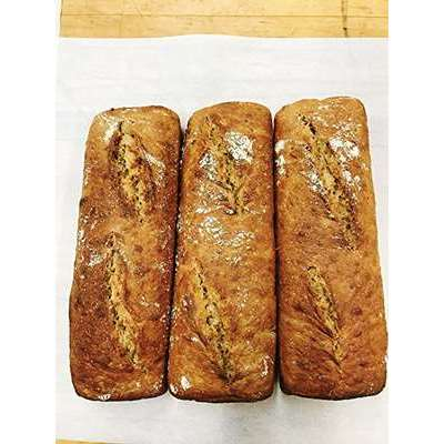 Magic Flavors Austrian 7 Spice Rye Bread ( 3 loaves)