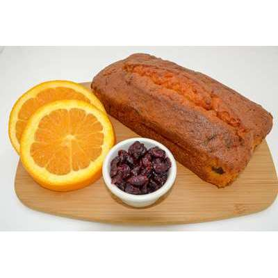 Magic Flavors Cranberry Orange Pound Cake