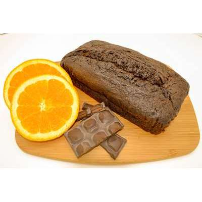 Magic Flavors Chocolate Orange Pound Cake
