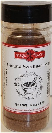 Magic Flavors Ground Szechuan Pepper 6 oz