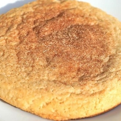 The New England Favorite Magic Flavors Big Snickerdooddle Cookie