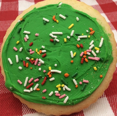 Magic Flavors Green Sugar Cookie