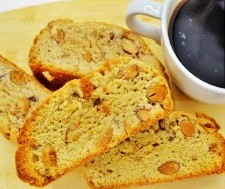Magic Flavors Almond Biscotti Cookies