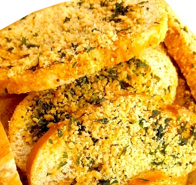 Garlic Parmesan Bread Chips 3oz by Magic Flavors