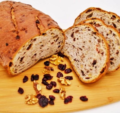 Alaska Sourdough  with Cranberries & Walnuts (28oz)by Magic Flavors