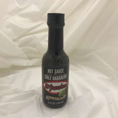 El Yucateco Black Hot Sauce Salsa Picante de Chile Habanero