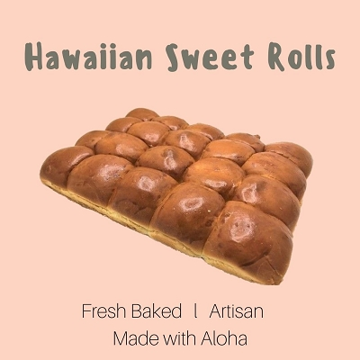Hawaiian Pineapple Sweet Rolls 20ct by Magic Flavors