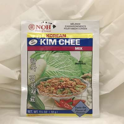 Noh Korean Kim Chee Mix