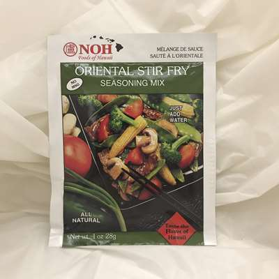 Noh Oriental Stir Fry Seasoning Mix
