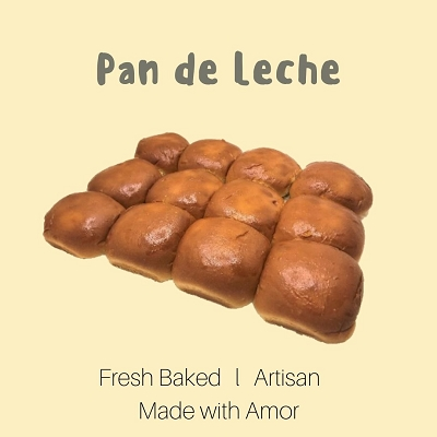 Pan de Leche Sweet Rolls 12ct by Magic Flavors