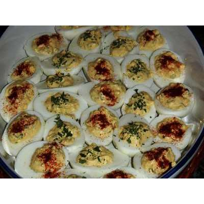 Val's Secret Deviled Eggs Recipe - PDF Instant Download