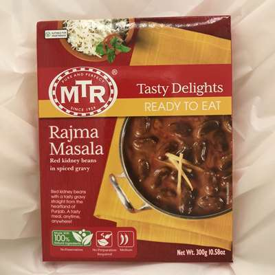 MTR Ready to Eat Rajma Masala Kidney Beans in Spiced Gravy