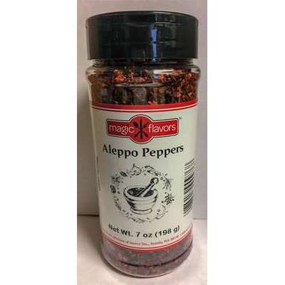 Magic Flavors Aleppo Peppers 7oz