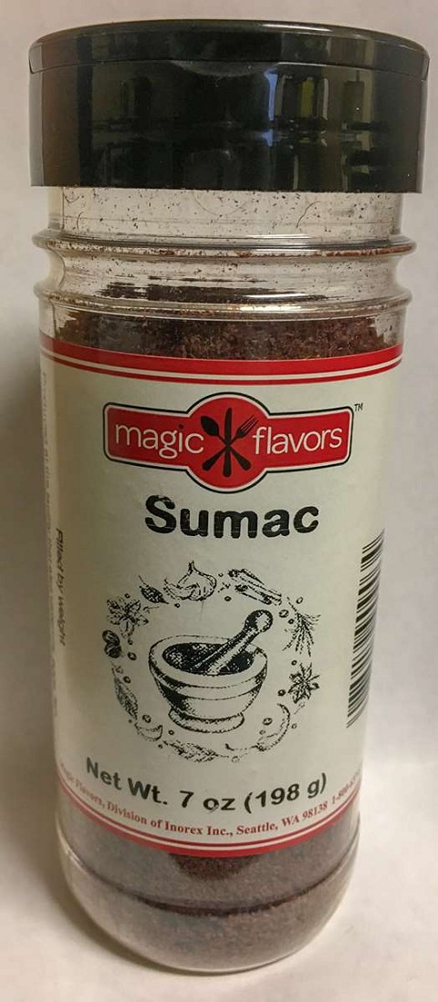 Magic Flavors Sumac Spice 7oz