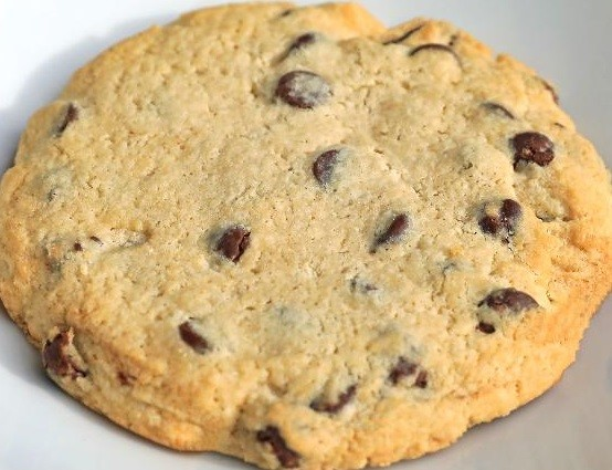 The American Standard Magic Flavors Big Chocolate Chip Cookie