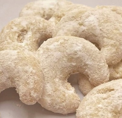 Vanilla Crescent Cookies 9oz by Magic Flavors