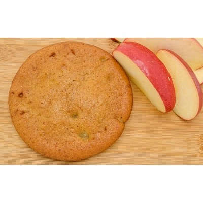 Apple Spice Muffin Top - Pound Cake Cookie