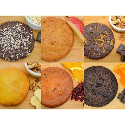 Variety Muffin Top - Pound Cake Cookie: 6 different flavors!