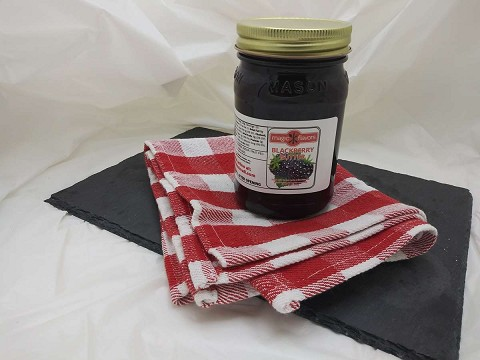Magic Flavors Blackberry Butter