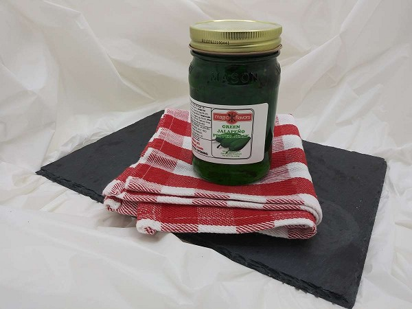 Magic Flavors Green Jalapeño Pepper Jelly