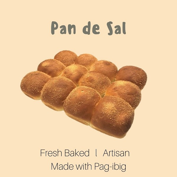 Pandesal Sweet Rolls 12ct by Magic Flavors