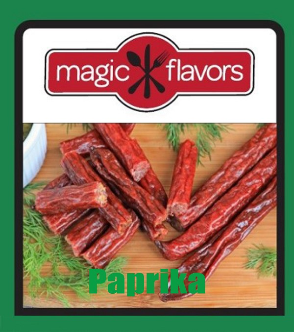Hungarian Paprika Salami Stix 2pk 2.25oz by Magic Flavors