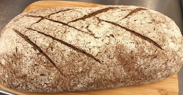 Bavarian Sourdough 75% Rye Bread (28oz) by Magic Flavors