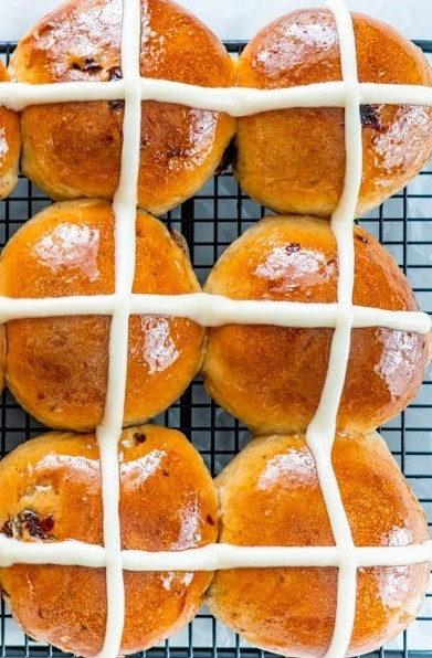 Hot Cross Bun 2 x 6 pack by Magic Flavors