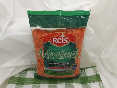 Reis Mercimek Red Lentils 2.2lb