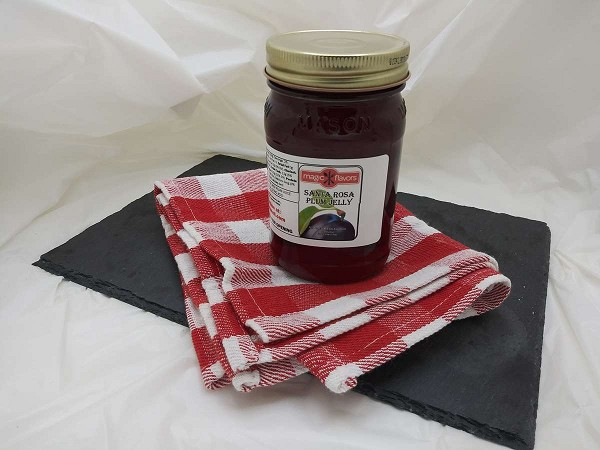 Magic Flavors Santa Rosa Plum Jelly